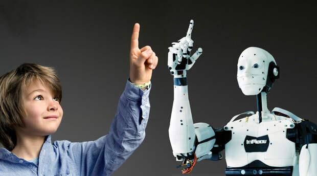 Взаимодействия детей и роботов. Проблемы и перспективы