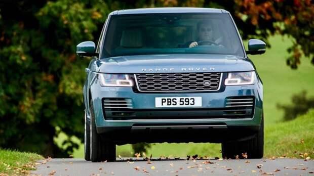 Land Rover выпустит новый внедорожник люкс-класса
