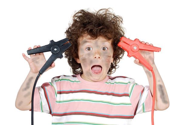 Сломал 12 телевизоров: найден «самый трудный ребёнок»