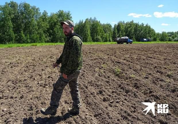 В одной маленькой, но гордой республике власти устроили бюрократическое «ревизорро» упрямому фермеру Ивану