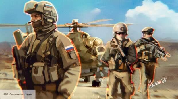 В Китае двумя словами описали новую экипировку российских солдат