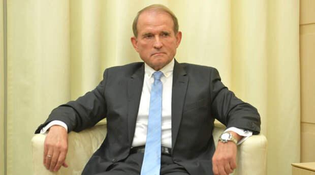 В Госдуме обвинения против Виктора Медведчука назвали «репрессиями»