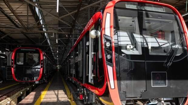 Московский метрополитен отметит 86-летие парадом поездов и конкурсами