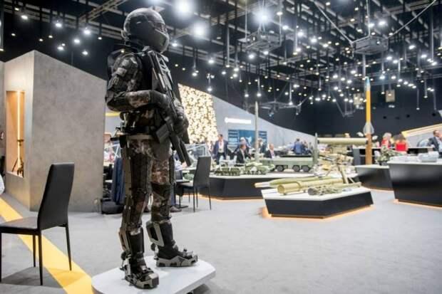 Что ждёт российскую боевую экипировку будущего