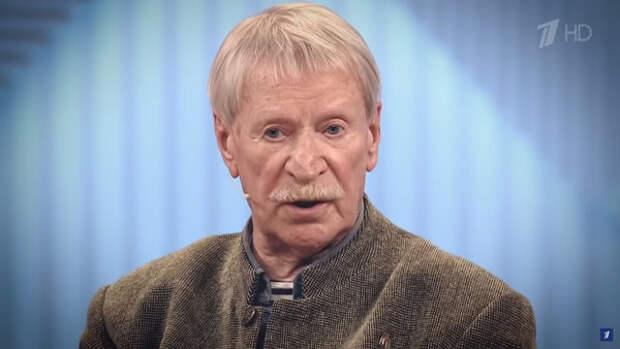 Директор Ивана Краско рассказал о состоянии госпитализированного с инсультом актера
