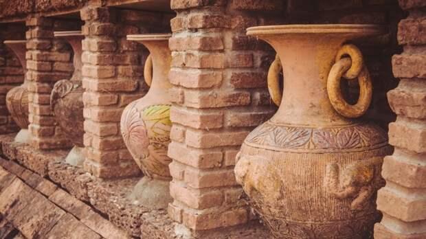 Предметы железного века и эпохи неолита нашли в ходе раскопок в Красноярске