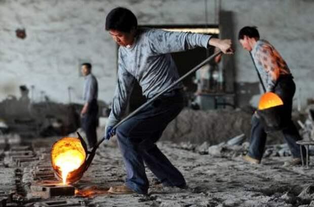 Китай - кузница глобальных металлургических трендов