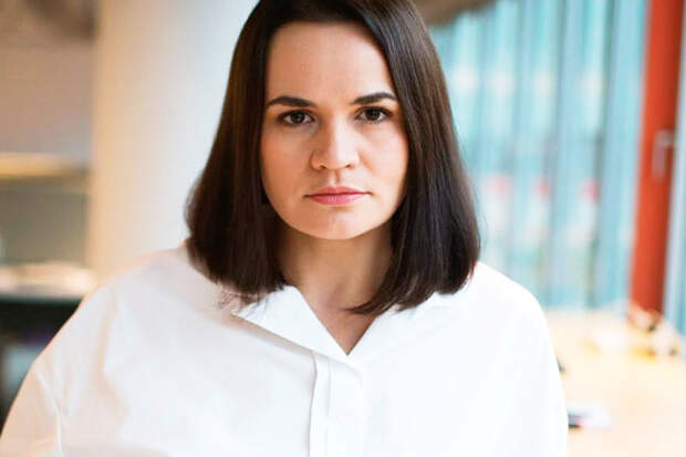 Тихановская выразила желание возглавить Белоруссию