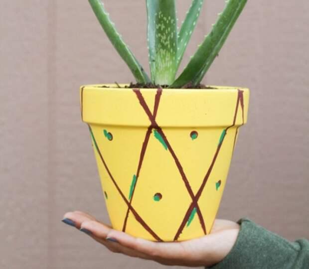 Как сделать ананас своими руками — 5 мастер-классов