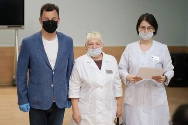 Медики Чертанова поддержали инициативу Романенко о строительстве медцентра