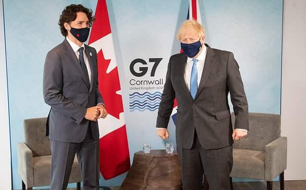 Reuters: Лидеры G7 согласовали единый подход к экспорту Китая