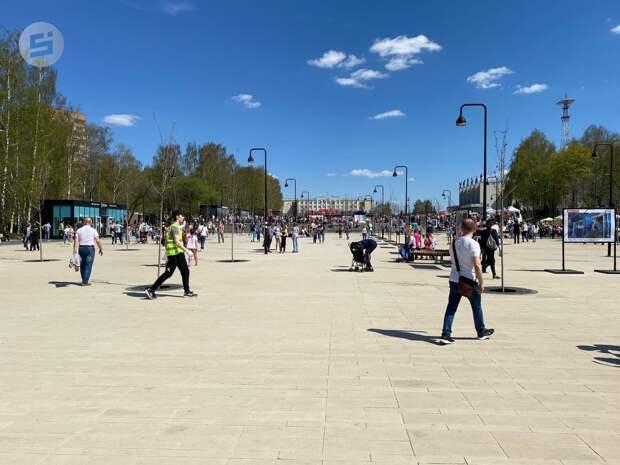 Концерты и мастер-классы ждут жителей Ижевска в День защиты детей