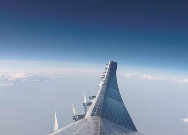 Японский псевдоспутник испытали полетом на большой высоте