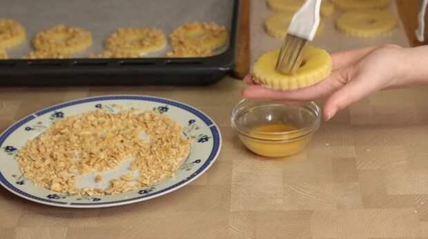 ВЫПЕЧКА IrinaCooking, видео рецепт, еда, кулинария, песочное тесто, рецепт, советский союз
