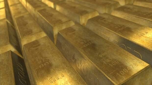 Главным импортером незаконно добытого золота остаются США