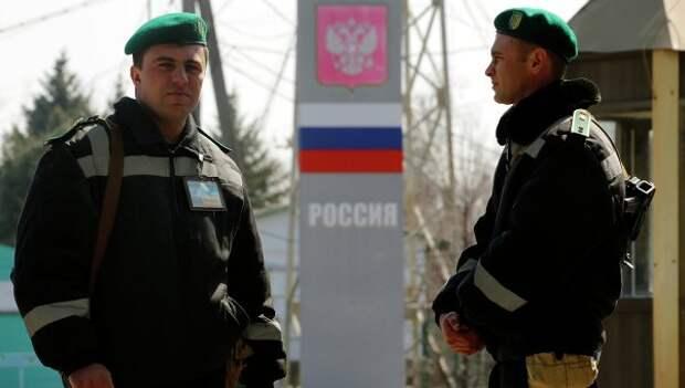 Российские пограничники ожидают провокаций от Украины