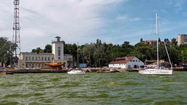 С отключения воды начнется лето в Таганроге