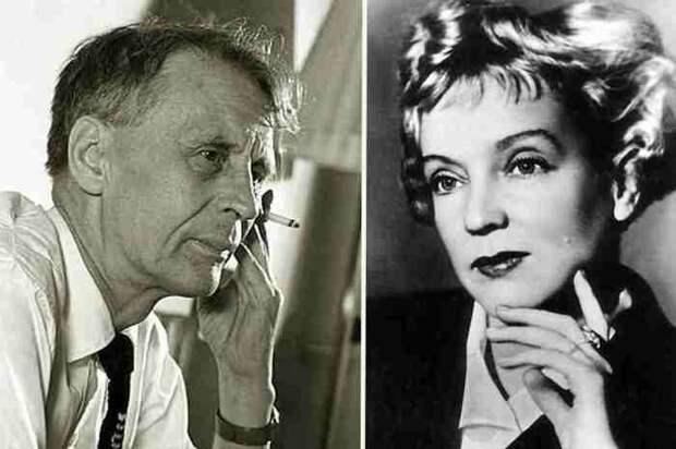 10 советских режиссёров, которые снимали своих жён