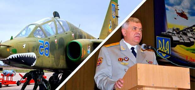 «Нетрезвые фантазии». Украинское командование мечтает об американских самолетах