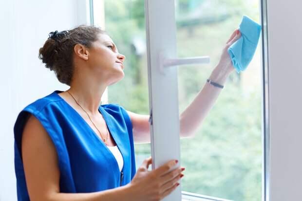 Как отмыть окно: идеально чистые стекла без разводов