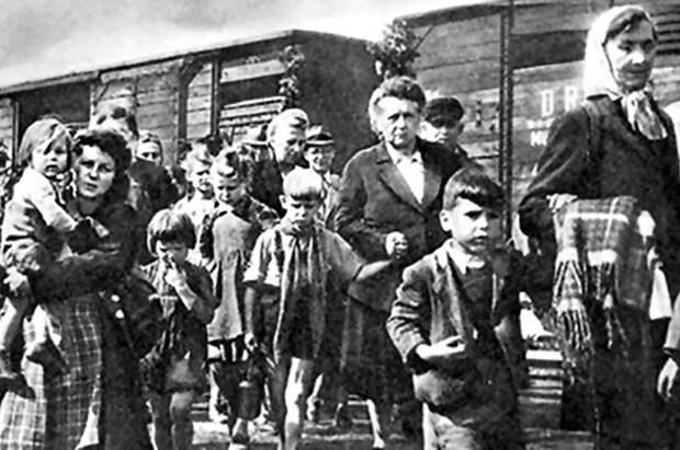 Как чехи ограбили и депортировали 3 миллиона граждан своей страны