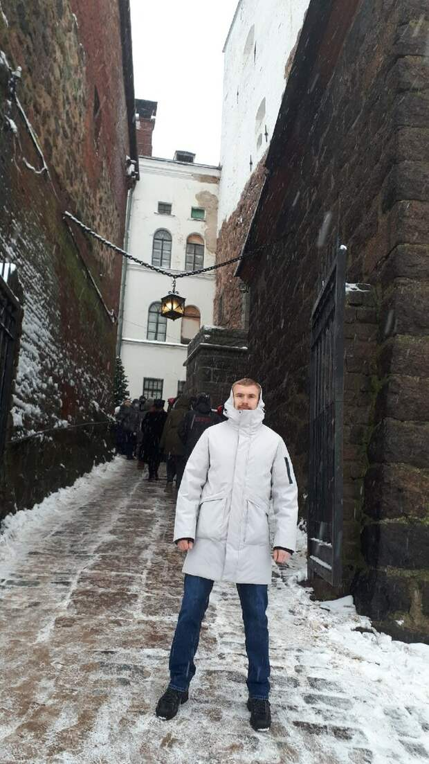 От Выборга до Пскова
