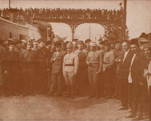 Бакинский «блицкриг» Красной Армии