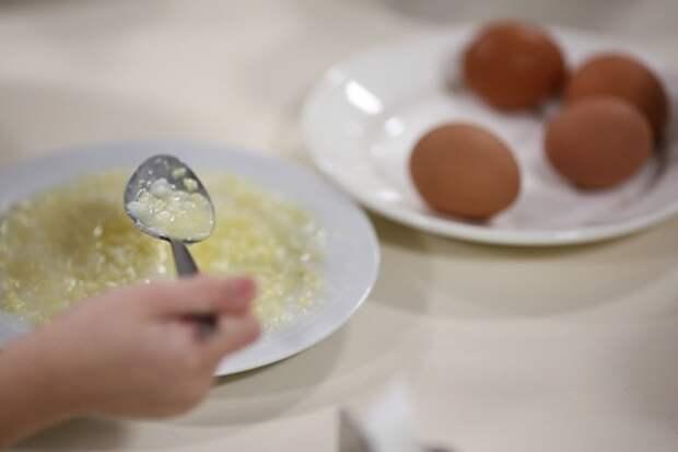 Названо безопасное для здоровья количество яиц в день
