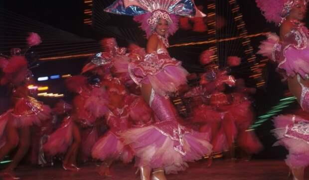 К Международному дню танца на медиаплатформе #Москвастобой расскажут о бразильской самбе