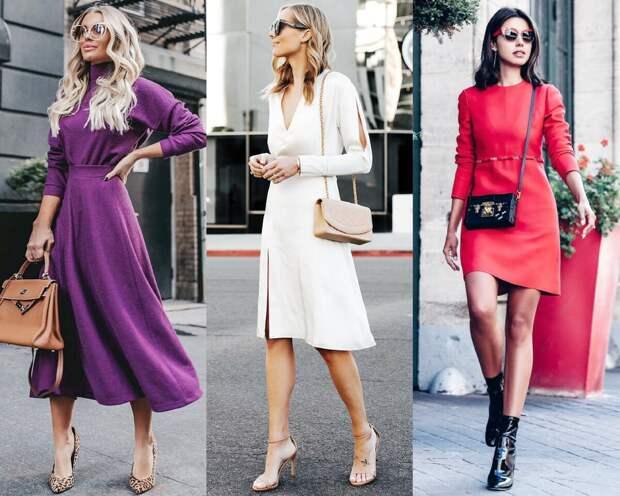 От повседневных и офисных до романтичных: самые модные платья сезона весна-лето 2021