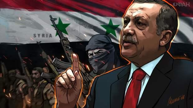Турция пытается справиться со своими союзниками