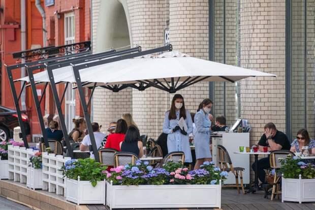 Рестораны, ночные клубы и бары в Москве не смогут работать ночью до 20 июня