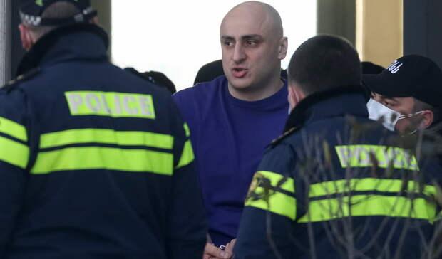 Евросоюз внес залог в $11,5 тыс. за освобождение соратника Михаила Саакашвили