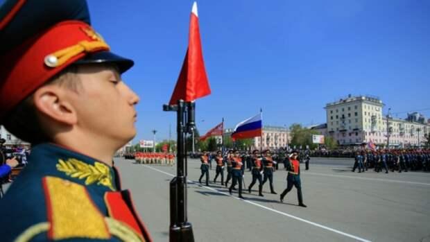 Этот День Победы. Большой фоторепортаж с праздника в Барнауле