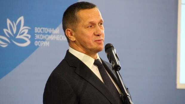 «Звезда» иВЭФ: Юрий Трутнев приехал вПриморье