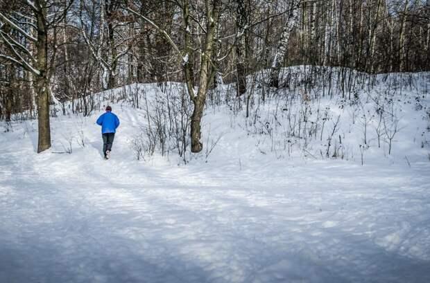 Парк «Ангарские пруды» организует новогодние забеги ParkRun
