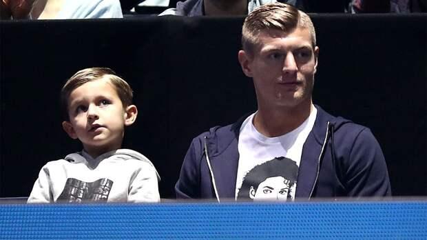 Кроос не поможет «Реалу» в матче с «Бетисом»