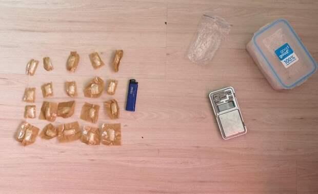 В Удмуртии накрыли банду наркосбытчиков из 14 человек