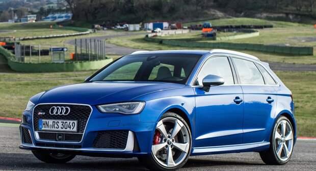 Самый быстрый «хот-хэтч» в мире — Audi RS 3 Sportback