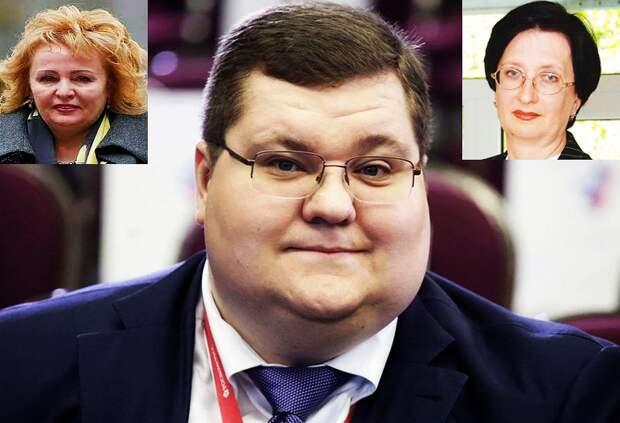 Неприкасаемые должники: приставы стесняются трогать Людмилу Путину, Аду Грызлову и детишек Чайки