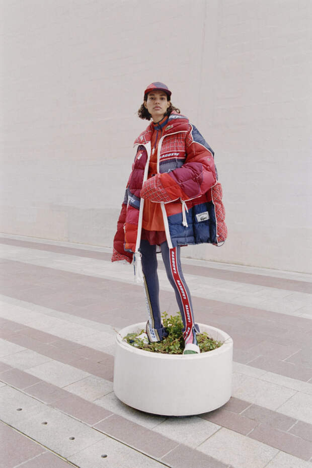 Lacoste представляет коллекцию AW21