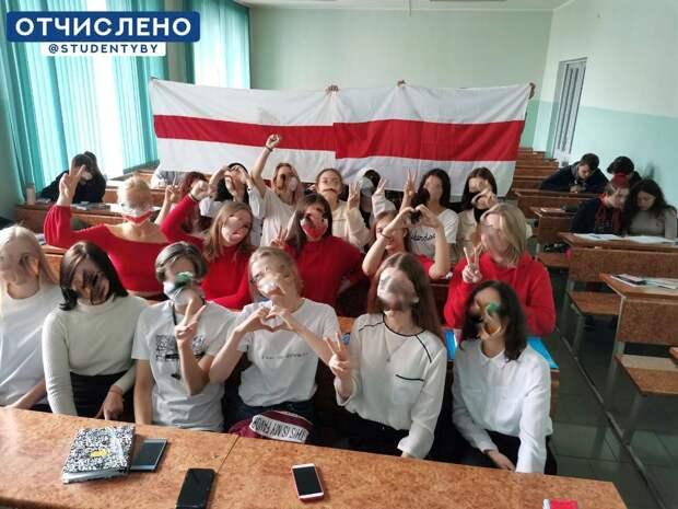 Почему провалились марши студентов против Лукашенко