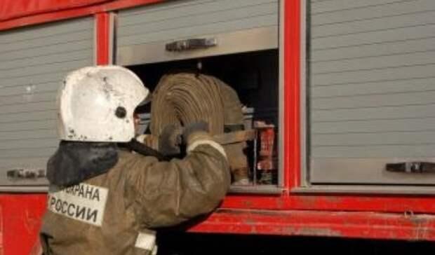 Придорожное кафе сгорело натрассе Орск-Гай