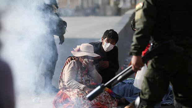 «Страна на пороге хаоса»: чем может обернуться политический кризис в Боливии