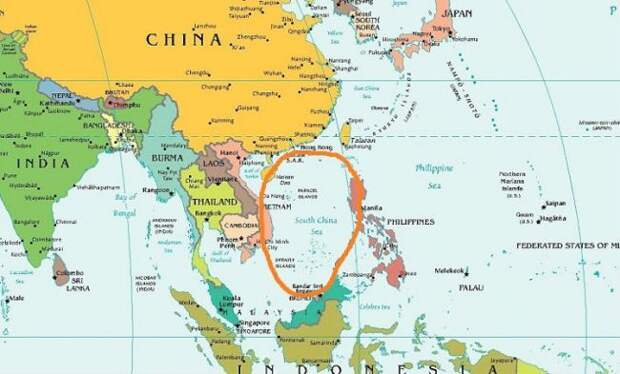Госдеп США напомнил союзникам, что считает поведение Китая незаконным