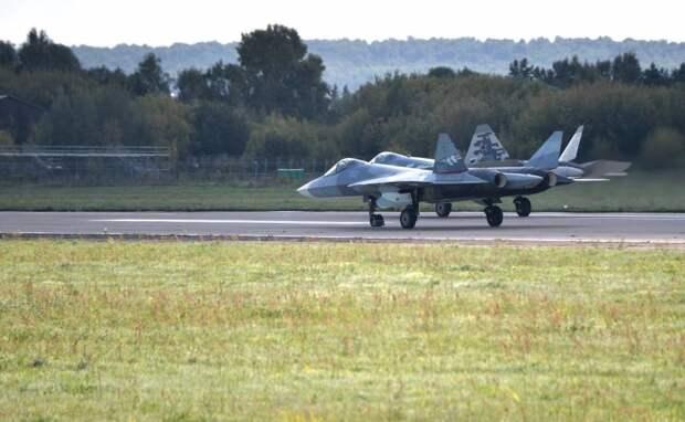 Планы, заказы и новая модификация. Коммерческие перспективы Су-57Э