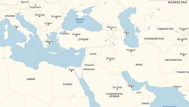 Зачем мы в Сирии
