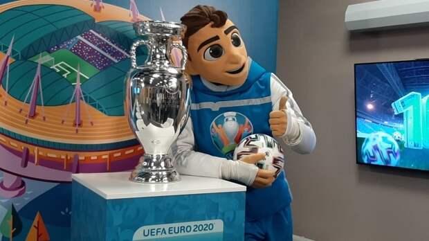 УЕФА утвердит окончательный список городов-хозяев чемпионата Европы 23 апреля