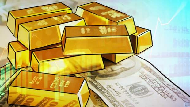 Финансовые аналитики спрогнозировали рост золота и укрепление российского рубля