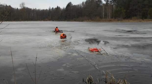 В Бобруйском районе спасли тонувшего рыбака.